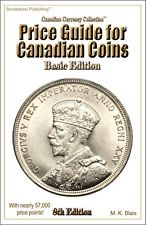 price guide for canadian coins basic edition